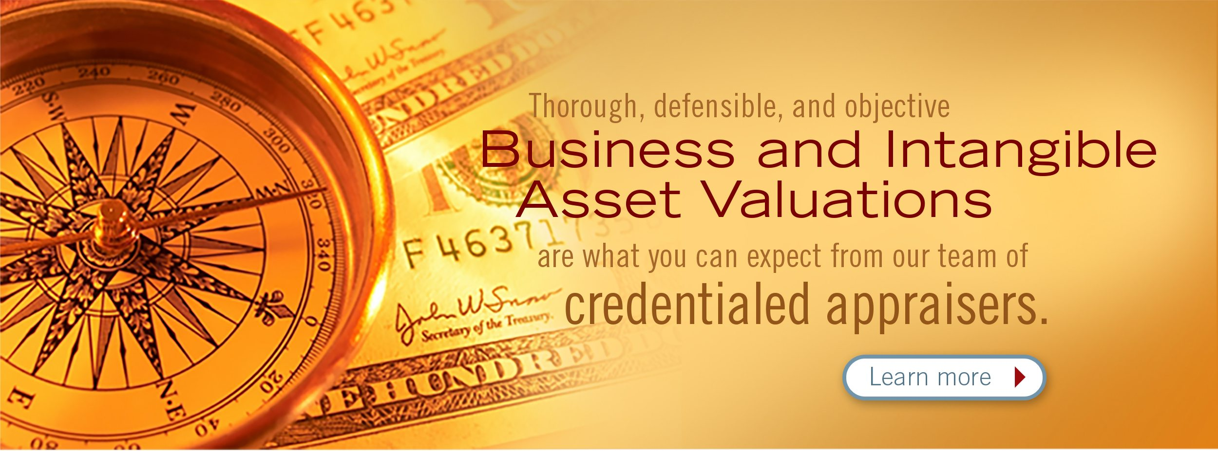 business and intangible asset valuations