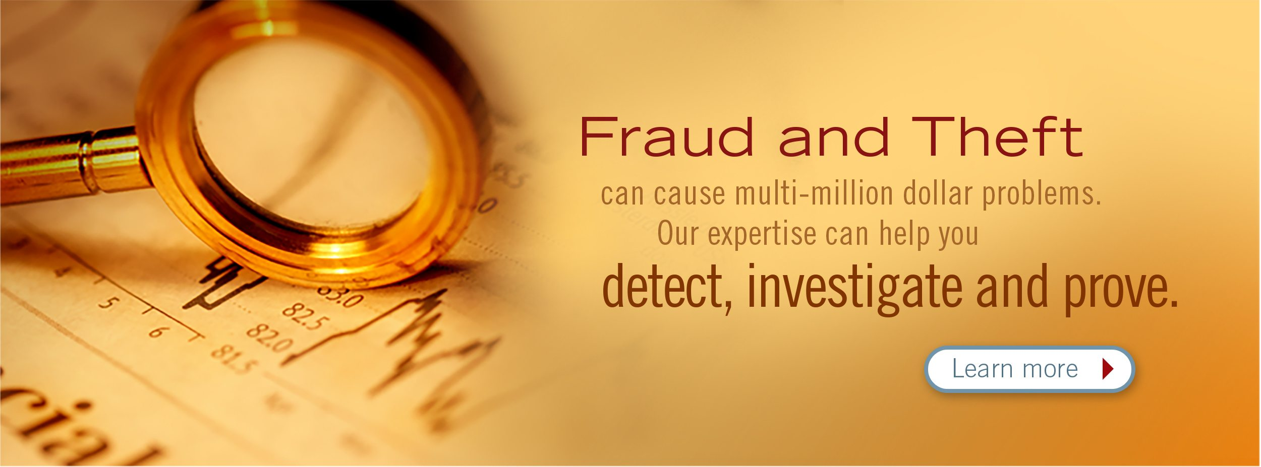 fraud and theft can cause multi million dollar problems